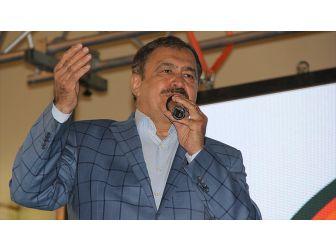 Orman Ve Su İşleri Bakanı Eroğlu: Kılıçdaroğlu'nun Bir Dediği Bir Dediğini Tutmuyor