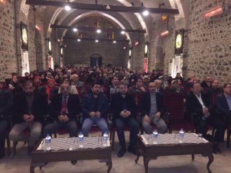 'Direnişten, Dirilişe Konferansı'na Yoğun İlgi