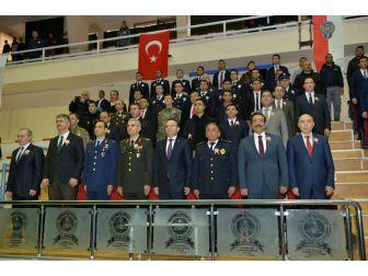 Diyarbakır'da 845 Polis Adayı Mezun Oldu