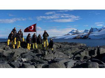 'Türk Antarktik Ekibi'nden Sefer Notları