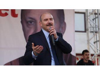 İçişleri Bakanı Soylu: Bu Milletin Birliğine Musallat Olacak Kim Varsa Hesabını Sorarız