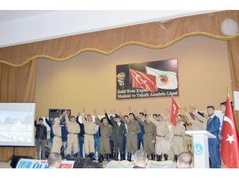 Besni Ülkü Ocaklarından Çanakkale Zaferi Programı