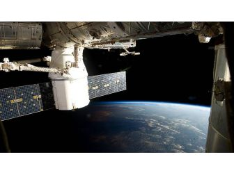 Spacex Kapsülü Dünyaya Döndü