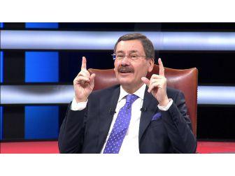 Melih Gökçek'in TGRT haber'de ki şok Fetö iddiası