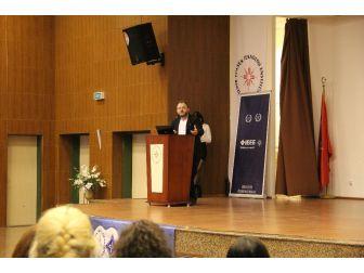 Abdullah Reha Nazlı: Kadın Fıtratı Mühendisliğe Daha Yatkın