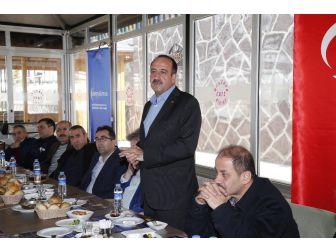 """Gölbaşı Belediye Başkanı Duruay: """"Gölbaşı, Türkiye Gibi Çağ Atlıyor"""""""