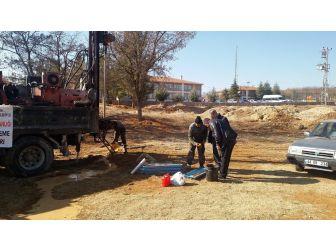 Jeolojik Etüt Çalışmaları Mahallelerde Devam Ediyor