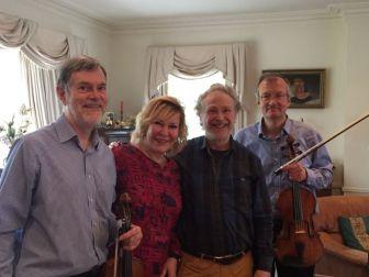 Süleymanpaşa'da Gülsin Onay İle Endellion String Quartet Konser Verecek