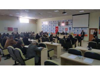 Tuşba'da Muhtarlar Toplantısı