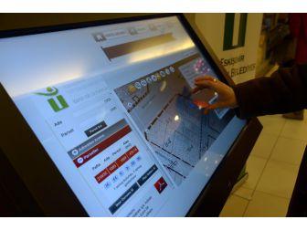 Kiosk Cihazları Hayatı Kolaylaştırıyor