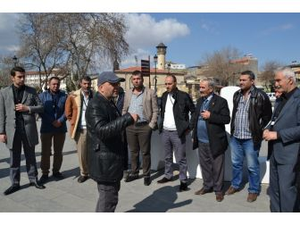 Gaziantep'te Taksicilere Turizm Eğitimi