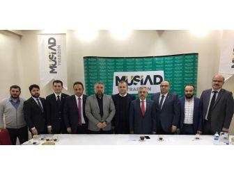 Müsiad Trabzon Şubesi Referandumda 'Evet' Diyecek