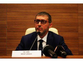 Adalet Bakanlığı Arabuluculuk Daire Başkanlığı Kurul Üyesi Avukat Nihat Şimşek:
