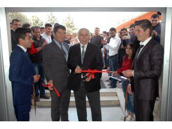 Çü Adana Meslek Yüksek Okulu'nda Öğrenciler, Kendi Eğitim Setlerini Yaptı