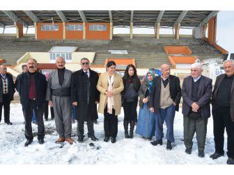 Yüksekova'da Nevruz Hazırlığı