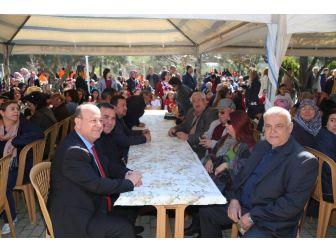 Efeler, Çanakkale Şehitlerini Çayyüzü Şehitliği'nde Andı