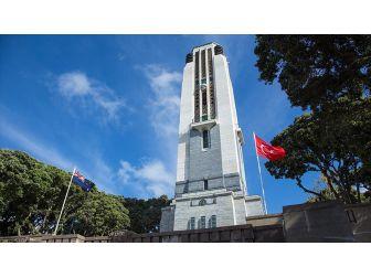 Yeni Zelanda'da Türk Anıtı