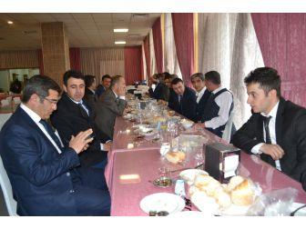 Şehit Ve Gazi Yakınlarına Yemek Programı Düzenlendi