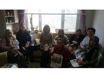 Umurbeyli Kadınlardan Referandum Çalışması