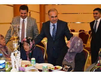 Malatya'da Yaşlılar Haftası Etkinliği