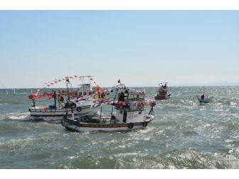 Süleymanpaşa Belediyesi Çanakkale Zaferi'ni Hem Karada Hem Denizde Kutladı