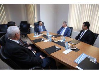 Fatsa Osb'de Toplantı
