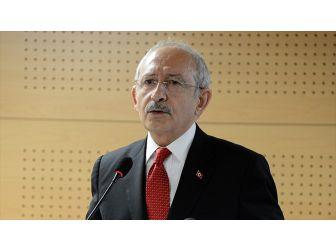 Chp Genel Başkanı Kılıçdaroğlu: Türk Milletinin Kaderini De Milletin Kendisi Belirleyecek