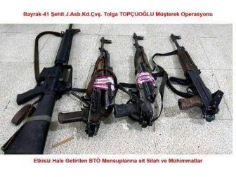 Diyarbakır'da Dev terör operasyonu! Çok sayıda Mühimmat bulundu