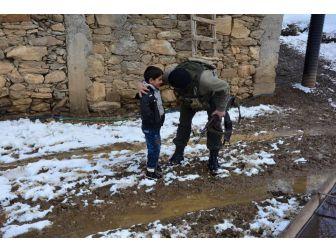 Alibeyoğlu'ndan Köy Ziyaretleri