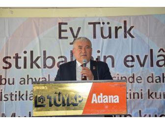 Akdeniz Balkan Türkleri Federasyonu Başkanı Duygun Güven Tazeledi