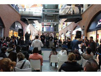 Forum Mersin 'Deli Aşk' Filminin Oyuncularını Ağırladı
