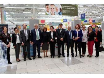 Aydın'da Akılcı İlaç Kullanımı Standı Açıldı
