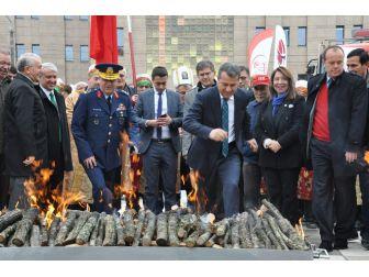 Eskişehir'de Nevruz Bayramı Kutlandı