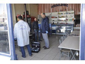 Oto Sanayi Sitesinde İş Yerlerinden Hırsızlık