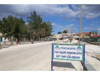 Eyyübiye Belediyesi İle Kırsal Gelişiyor