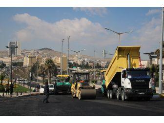 11 Nisan Ve Haleplibahçe Caddesi Revize Edildi