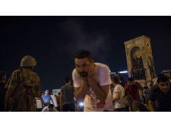 Taksim'e Çıkan Darbeciler Hakkında İddianame