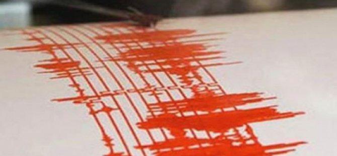 İzmir'de Korkutan Deprem İstanbul'da da Hissedildi!