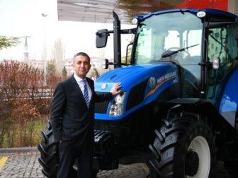 İrfan Özdemir : Traktör satışlarının arttığını açıkladı