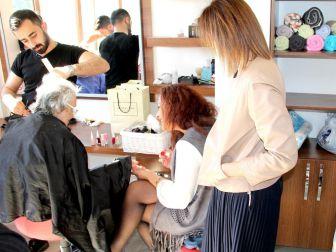 Mersin Giad Yaşlılar Haftası'nı Unutmadı