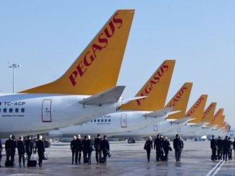 Pegasus Yurt dışı uçuşları kampanyası başlıyor