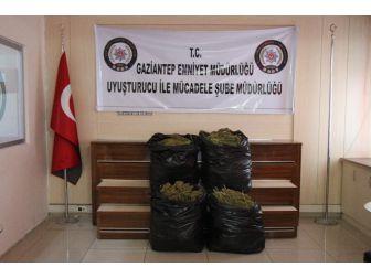 Polisten Uyuşturucu Tacirlerine Büyük Darbe