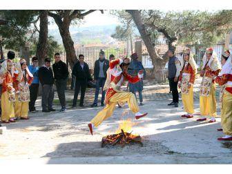 Bergamalı Öğrenciler Baharı Karşıladı