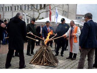 Giresun Üniversitesi'nde Nevruz Coşkusu