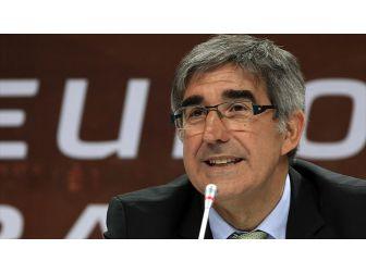 Basketbol Avrupa Ligi Başkanı Bertomeu: Avrupa Ligi'nde 2 Türk Takımı Olacak