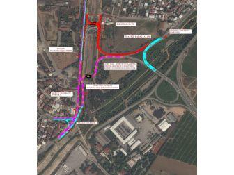Yunuseli'de Trafik Düzenlemesi