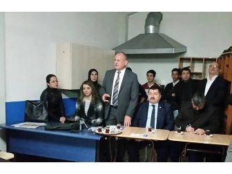 Başkan Keleş Referandum Gezilerine Devam Ediyor
