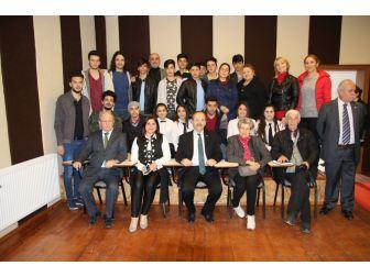 Bafra'da Konservatuvara Kavuştu