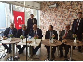 Başbakan Yardımcısı Türkeş Kulu'da