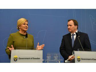 Hırvatistan Cumhurbaşkanı: Türkiye İle Diyalog Devam Ettirilmeli